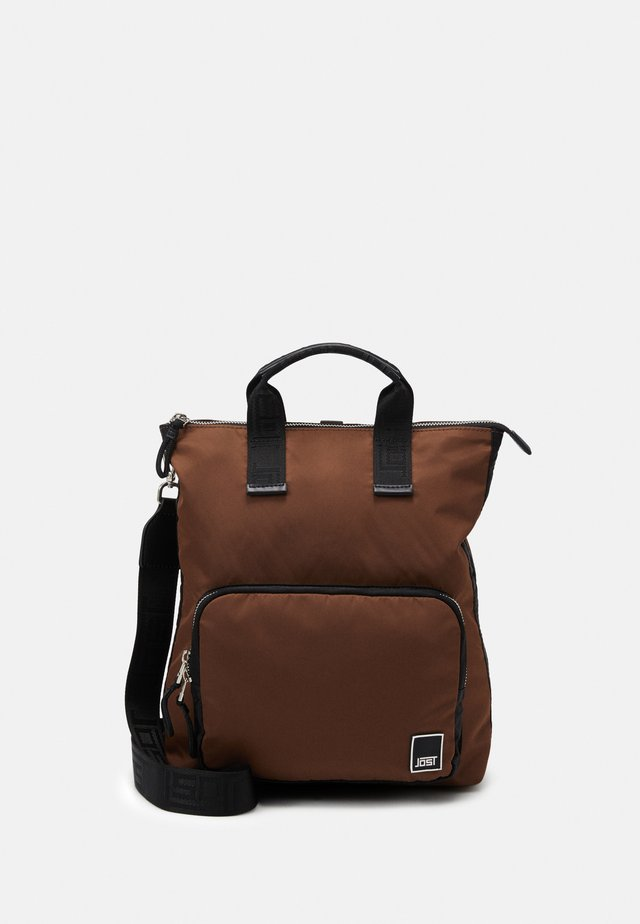 CHANGE BAG - Handbag - brown