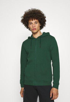 ONSCERES LIFE ZIP HOODIE - Zip-up sweatshirt - dark green