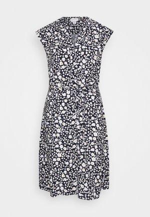 DRESS TRACY - Vestido camisero - light dusty white