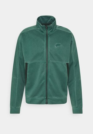 WASH REVIVAL - Training jacket - galactic jade