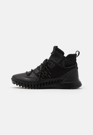 ZIPFLEX - High-top trainers - black