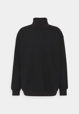 FUNNEL UNISEX - Sweatshirt - caviar