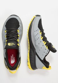 The North Face - M ULTRA ENDURANCE XF - Obuwie do biegania Szlak - griffin grey/black - 1