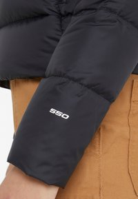 The North Face - HOOD - Down jacket - black - 6