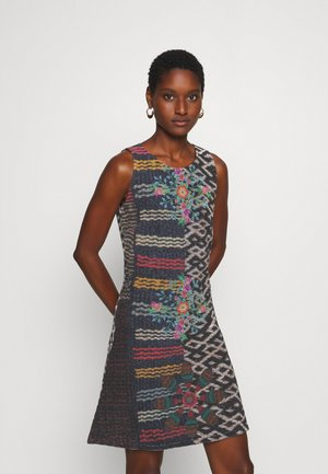 VEST GALA - Korte jurk - multi-coloured