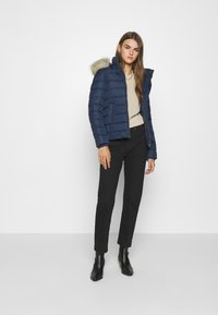 Tommy Jeans - BASIC - Chaqueta de plumas - twilight navy - 1