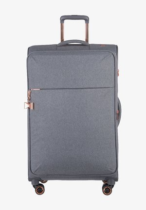 BARBARA  - Wheeled suitcase - grey