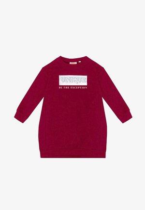 Jumper dress - rojo