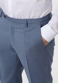 CG – Club of Gents - BAUKASTEN  - Suit trousers - hellblau - 3