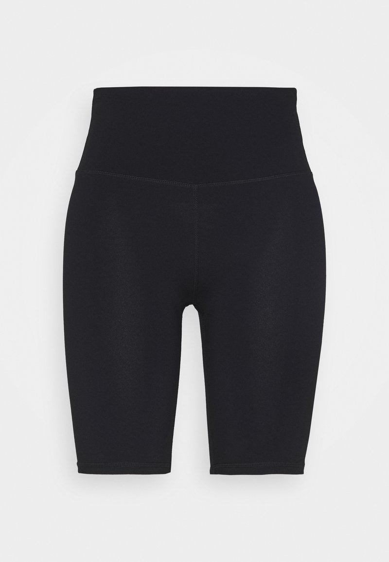 Cotton On Body - HIGHWAISTED MID LENGTH BIKE SHORT - Punčochy - core black