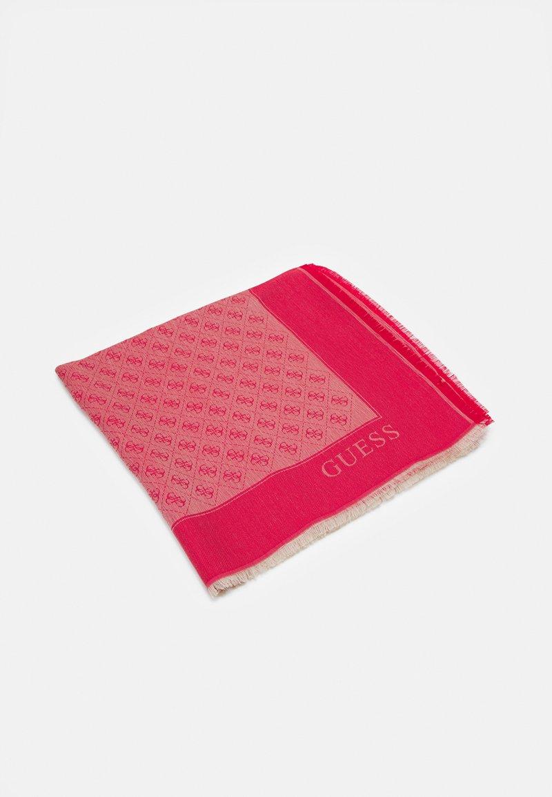 Guess - SCARF KEFIAH - Foulard - red