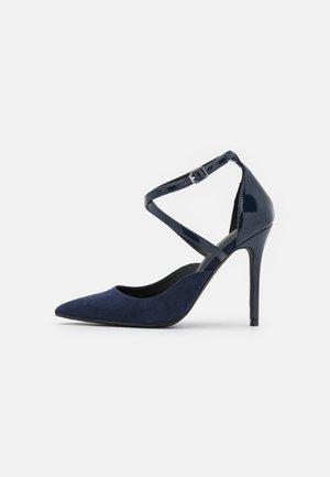 Klasické lodičky - dark blue