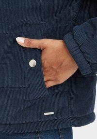 Oxmo - VIDETTA - Winter jacket - dress blues - 4