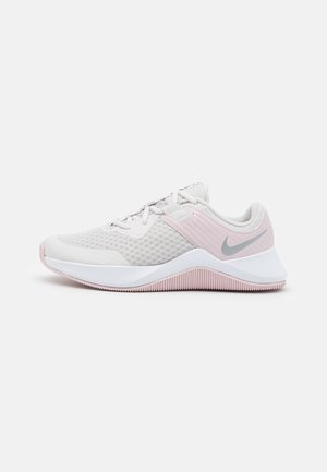 MC TRAINER - Sports shoes - platinum tint/metallic silver
