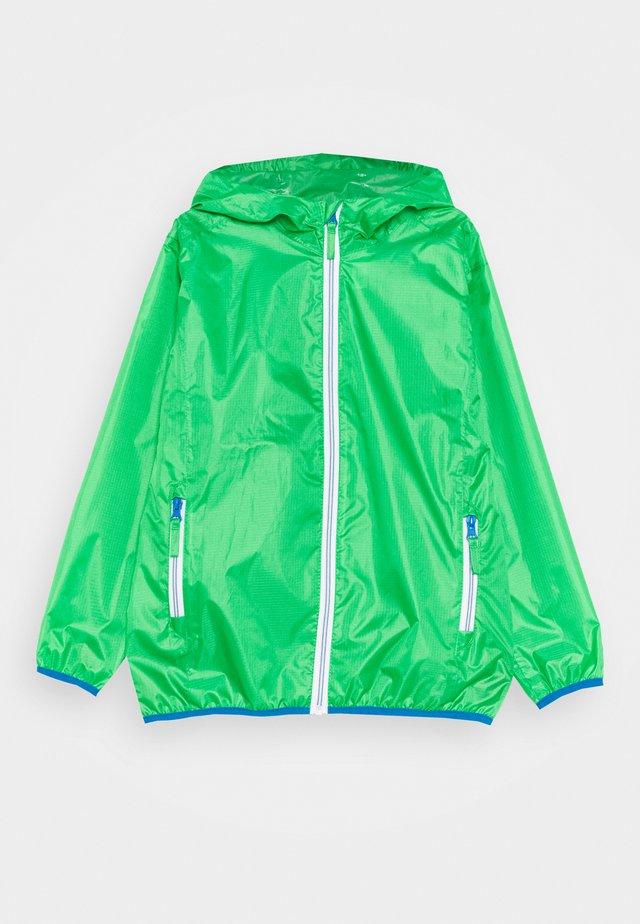 FALTBAR - Veste imperméable - grün