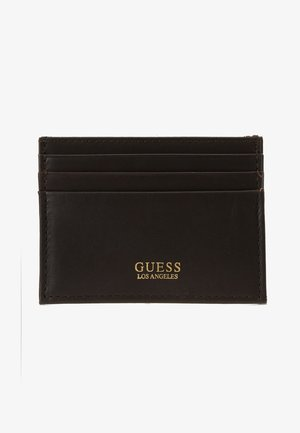 GERARD CARD CASE - Punge - brown