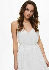 ONLY - ONLVIVI DRESS - Maxi dress - cloud dancer - 3