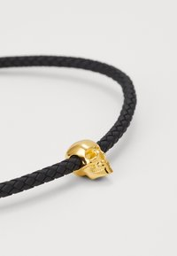 Northskull - SKULL FRIENDSHIP BRACELET - Náramek - gold-coloured - 3