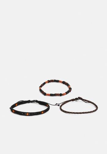 MONARCH BRACELET COMBO 3 PACK - Armband - black