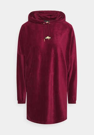 BINKS - Day dress - burgundy