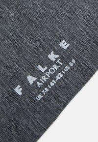 FALKE - AIRPORT - Socks - dark grey - 1