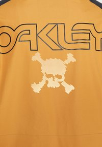 Oakley - GUNN SHELL - Snowboard jacket - gold yellow - 9