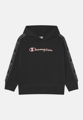 TAPE MANIA HOODED UNISEX - Sweater - black