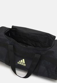 adidas Performance - UNISEX - Borsa per lo sport - black/pulse yellow - 2