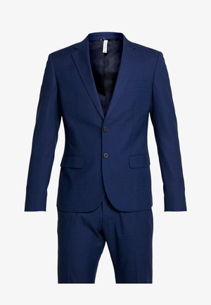 SLIM JACKET BONNIE PANTS  - Suit - cobalt blue
