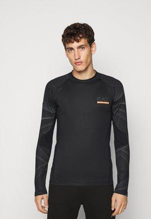 PANTALONI - T-shirt print - black