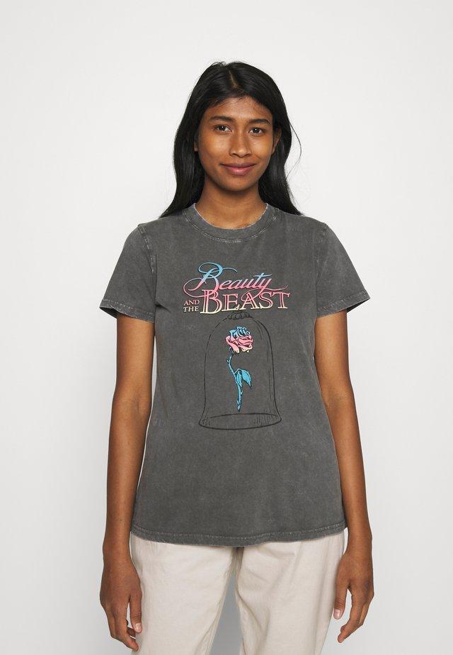 CLASSIC DISNEY - Print T-shirt - slate grey