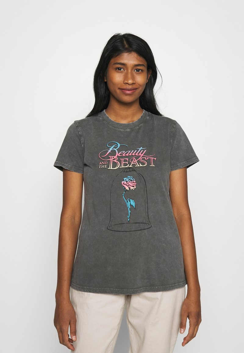 Cotton On - CLASSIC DISNEY - T-shirt con stampa - slate grey