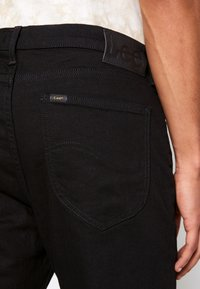 Lee - WEST - Jeans a sigaretta - clean black - 5