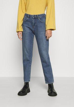 ADRIE - Straight leg jeans - blue
