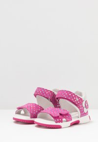 Elefanten - MALY - Baby shoes - pink - 3