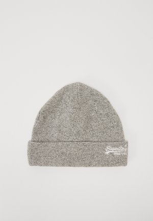 ORANGE LABEL BEANIE - Beanie - mottled grey