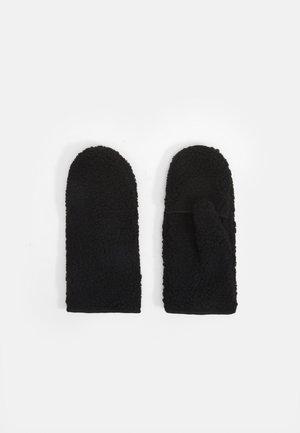 STORM MITTENS - Mittens - black