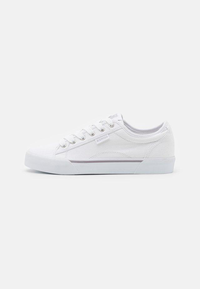 PORT - Sneakers laag - white/gull gray