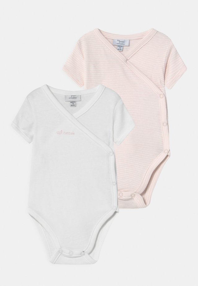 WRAP 2 PACK - Body - heavenly pink