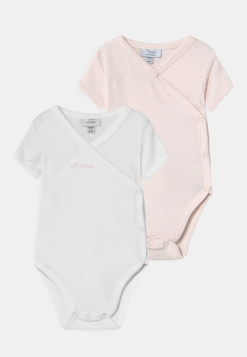 OVS - WRAP 2 PACK - Body - heavenly pink