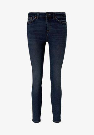 NELA - Jeans Skinny - used mid stone blue denim