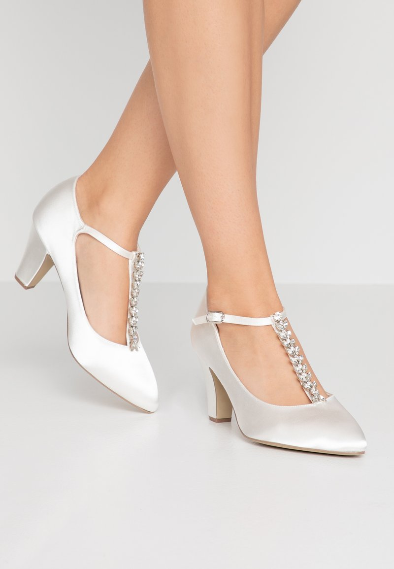 Paradox London Pink - AMAAL - Bridal shoes - ivory