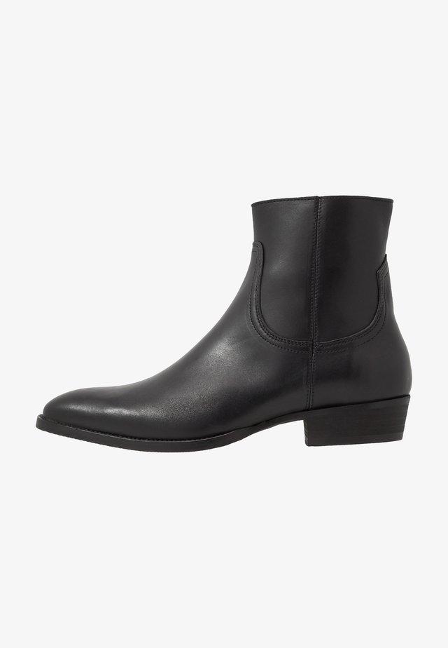 BIABECK BOOT - Støvletter - black