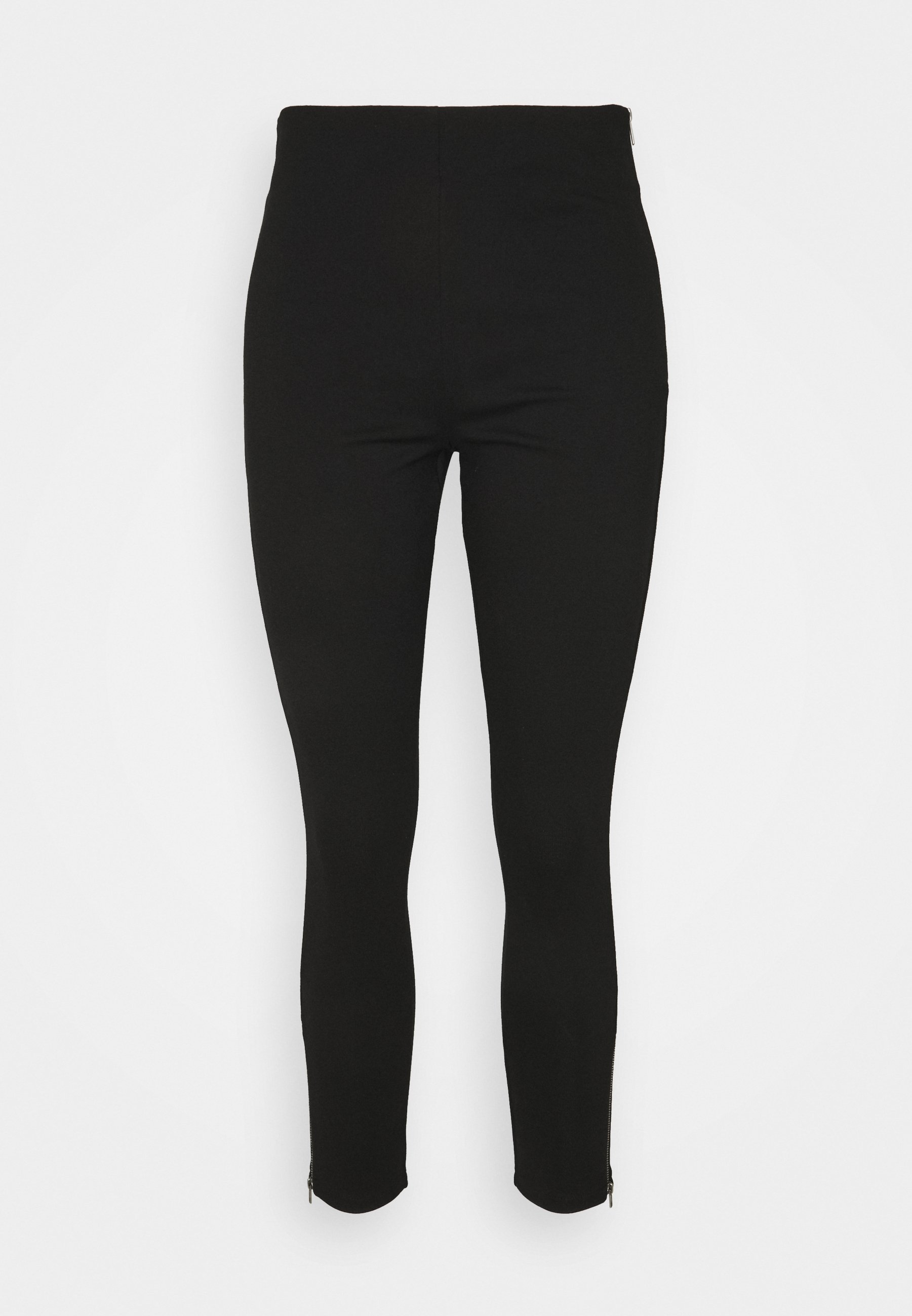 Women Punto Business Legging with Zip Hem - Leggings - Trousers