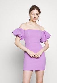 Mossman - MORE THAN WORDS DRESS - Day dress - lilac - 0