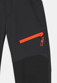 CMP - BOY - Outdoor trousers - antracite - 2
