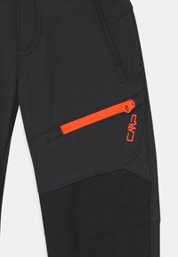 CMP - BOY - Outdoorové kalhoty - antracite - 2