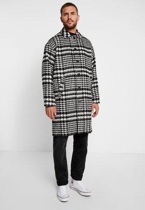COAT SWEET WINTER - Classic coat - black/grey