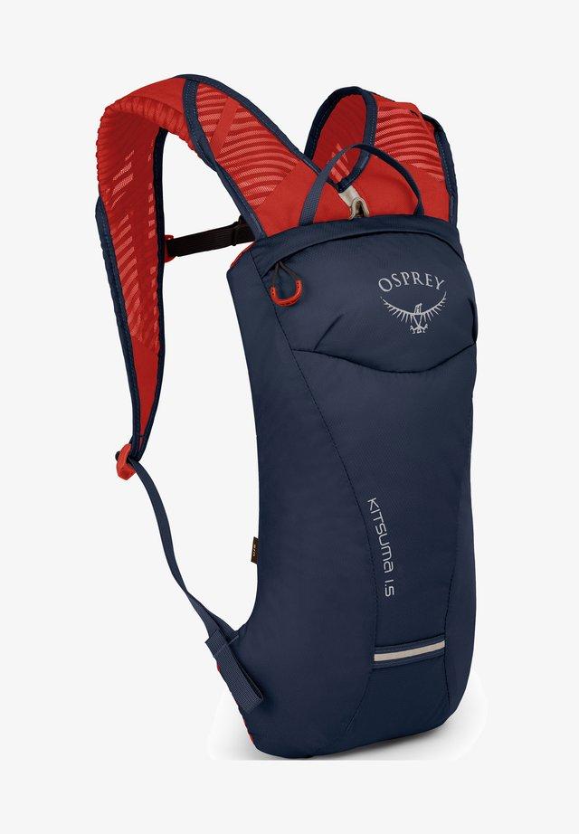 KITSUMA - Backpack - blue mage