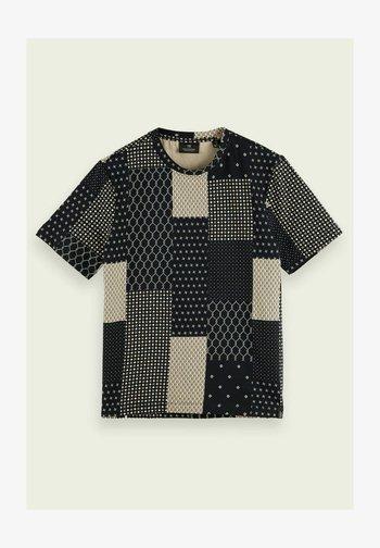 PRINTED - Print T-shirt - combo x